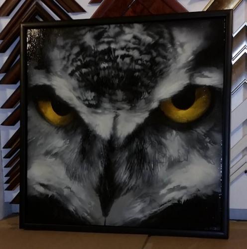Small snik owl