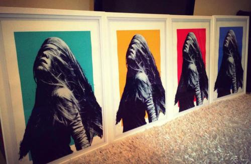 Snik Prints framed