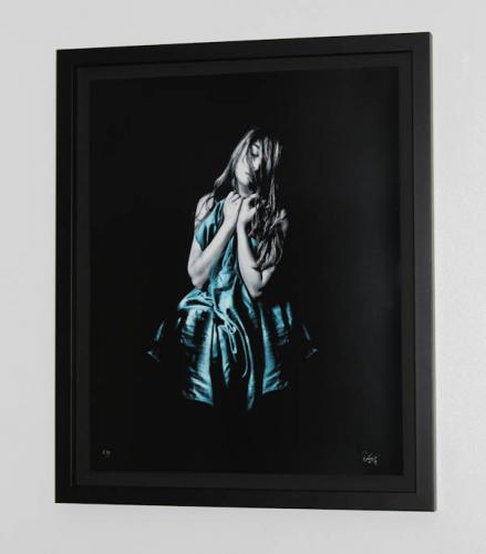 souls apart print framed