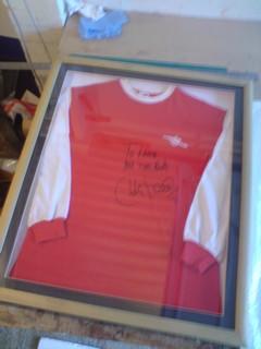 Signed-Vintage-Arsenal-fc-Shirt