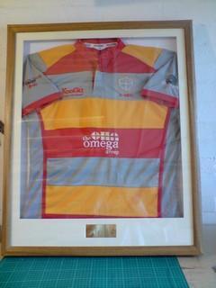 xmen-x-men-rugby shirt frame